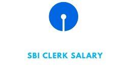 SBI Clerk Salary