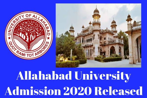 Allahabad University Admission