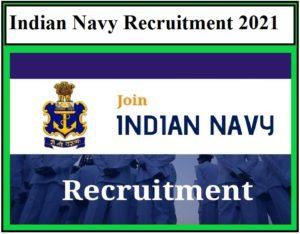 Navy Tradesman Recruitment