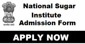 NSI Kanpur Admission