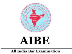 AIBE Admit Card